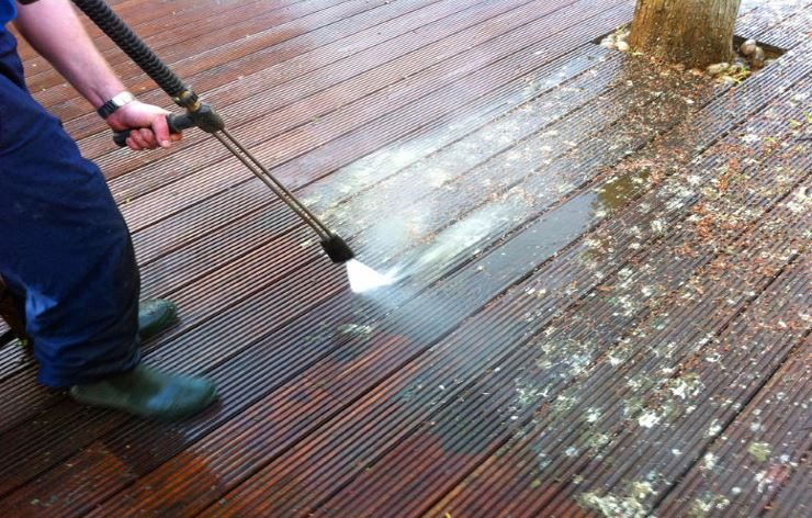 Driveway Cleaning Bristol & Bath   Decking Window and Patio Cleaning with Bristol Blast Away